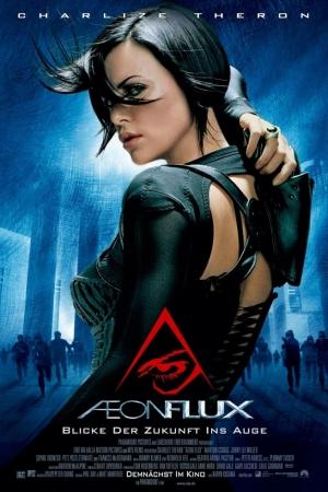 Aeon Flux อิออน ฟลัคซ์ สวยเพชฌฆาต (2005) - Cover