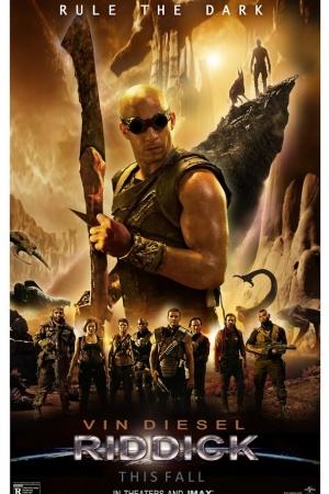 Riddick (2013) ริดดิค 3 - Cover