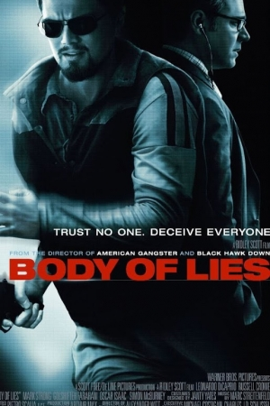 Body of Lies แผนบงการยอดจารชนสะท้านโลก (2008) - Cover