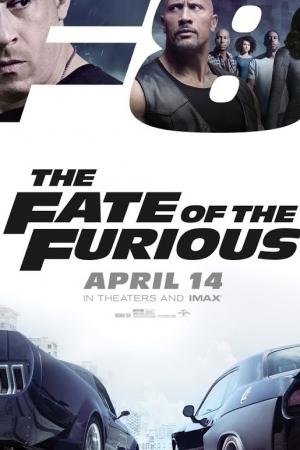 Fast And Furious 8 (2017) เร็วแรงทะลุนรก 8 - Cover