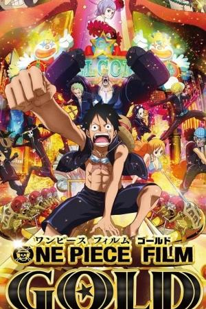 One Piece Film Gold วันพีช ฟิล์ม โกลด์ - Cover