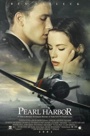 Pearl Harbor เพิร์ล ฮาร์เบอร์ (2001) - Cover