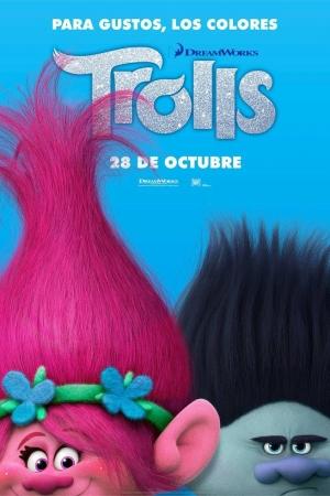 Trolls โทรลล์ส (2016)  - Cover