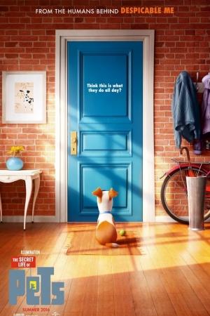 The Secret Life of Pets เรื่องลับแก๊งขนฟู (2016) - Cover