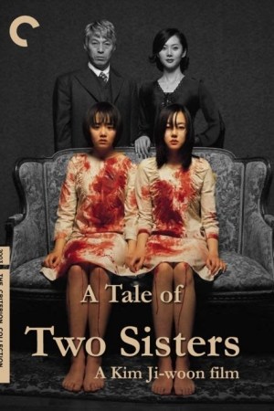 A Tale of Two Sisters ตู้ซ่อนผี (2003) - Cover