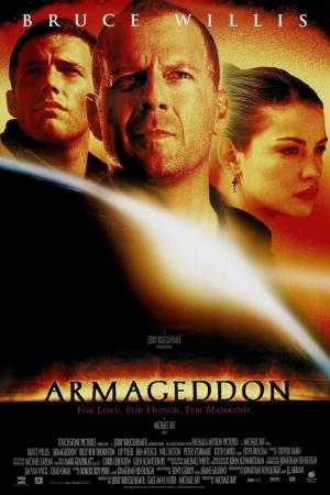 Armageddon (1998) อาร์มาเก็ดดอน วันโลกาวินาศ - Cover