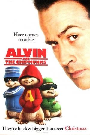 Alvin and the Chipmunks อัลวินกับสหายชิพมังค์จอมซน (2007) - Cover