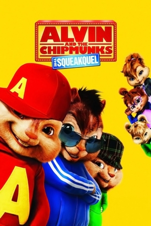 Alvin and the Chipmunks: The Squeakquel อัลวินกับสหายชิพมังค์จอมซน 2 - Cover