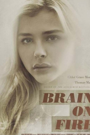 Brain on Fire เผชิญหน้า ท้าปาฏิหาริย์ (2016) - Cover