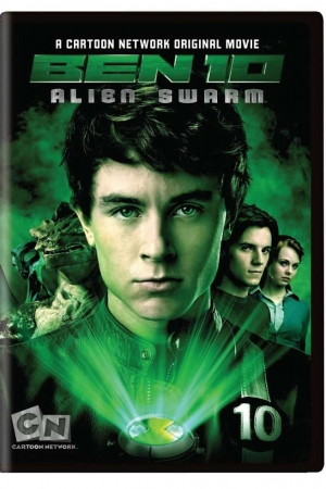 Ben 10 Alien Swarm เบ็นเท็น ฝ่าวิกฤติชิปมรณะ - Cover