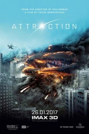 Attraction มหาวิบัติเอเลี่ยนถล่มโลก (2017) - Cover