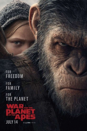 War for the Planet of the Apes (2017) มหาสงครามพิภพวานร [ซูม][ไทยโรง] - Cover