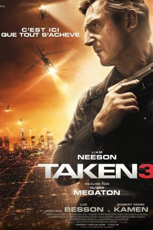 Taken 3 เทคเคน 3 ฅนคมล่าไม่ยั้ง - Cover