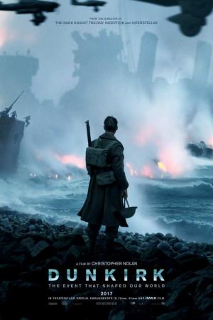 Dunkirk (2017) ดันเคิร์ก [ซูม][ไทยโรง] - Cover
