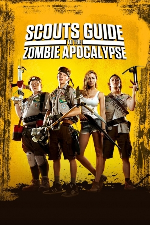 Scouts Guide to the Zombie Apocalypse (2015) 3 ลูก เสือ ปะทะ ซอมบี้  - Cover