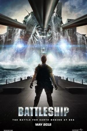BattleShip ยุทธการเรือรบพิฆาตฝูงเอเลี่ยน (2012) - Cover