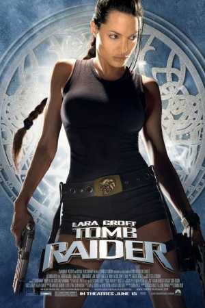 Lara Croft Tomb Raider (2001) ลาร่า ครอฟท์ ทูมเรเดอร์ - Cover