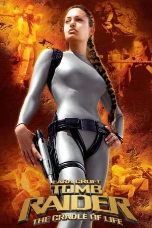 Lara Croft Tomb Raider The Cradle Of Life ลาร่า ครอฟท์ ทูมเรเดอร์ กู้วิกฤตล่ากล่องปริศนา - Cover