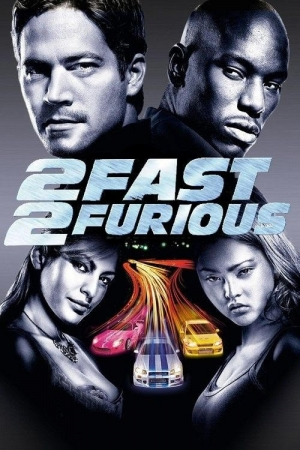 2 Fast 2 Furious เร็วคูณ 2 ดับเบิ้ลแรงท้านรก - Cover