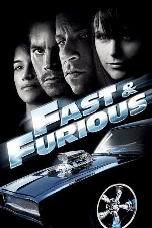 Fast and Furious 4 เร็วแรงทะลุนรก 4 ยกทีมซิ่ง แรงทะลุไมล์ (2009) - Cover