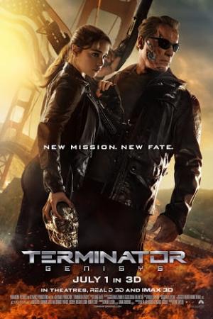 Terminator Genisys (2015) ฅนเหล็ก 5 มหาวิบัติจักรกลยึดโลก - Cover