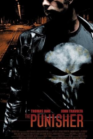 The Punisher (2004) เพชฌฆาตมหากาฬ - Cover