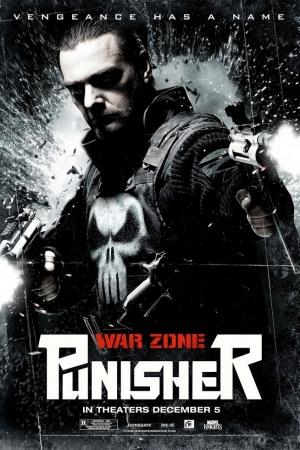 Punisher War Zone 2 เพชฌฆาตมหากาฬ 2 (2008) - Cover