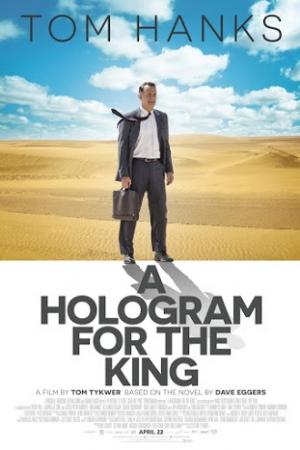A Hologram for the King ผู้ชาย หัวใจไม่หยุดฝัน (2016) - Cover
