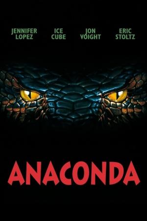 Anaconda 1 อนาคอนดา เลื้อยสยองโลก (1997) - Cover