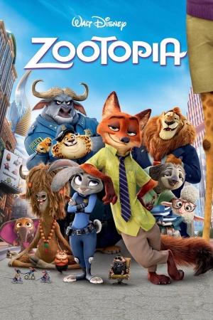 Zootopia (2016) ซูโทเปีย นครสัตว์มหาสนุก - Cover