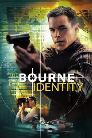 The Bourne 1 Identity ล่าจารชน...ยอดคนอันตราย (2002) - Cover
