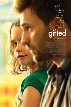 Gifted (2017) อัจฉริยะสุดดวงใจ - Cover