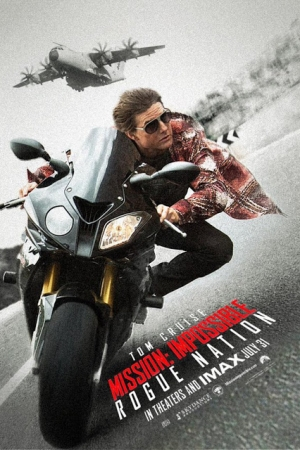 Mission: Impossible Rogue Nation (2015) มิชชั่น:อิมพอสซิเบิ้ล ปฏิบัติการรัฐอำพราง - Cover