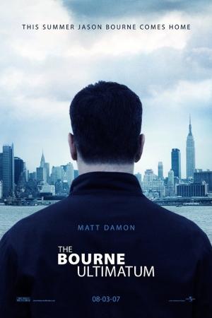 The Bourne 3 Ultimatum ปิดเกมล่าจารชน คนอันตราย (2007) - Cover