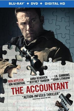 The Accountant (2016) อัจฉริยะคนบัญชีเพชฌฆาต - Cover