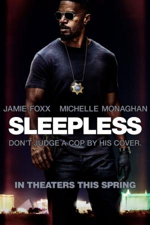 Sleepless (2017) คืนเดือดคนระห่ำ - Cover