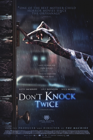 Don`t Knock Twice เคาะสองที อย่าให้ผีเข้าบ้าน (2017) - Cover