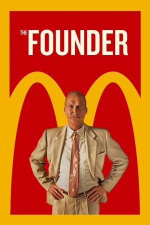 The Founder (2016) อยากรวยต้องเหนือเกม - Cover