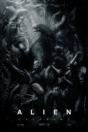 Alien: Covenant (2017) เอเลี่ยน โคเวแนนท์  - Cover