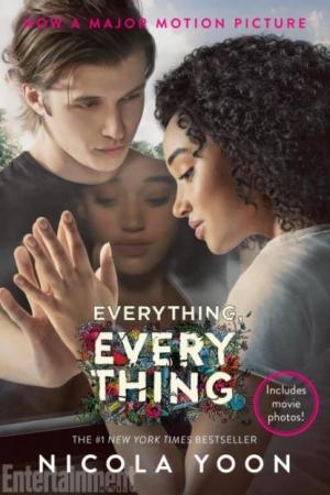 Everything, Everything ทุกสิ่ง ทุก ๆ สิ่ง…คือเธอ (2017) - Cover