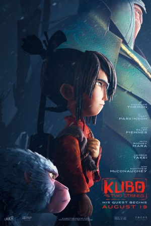 Kubo and the Two Strings คูโบ้และพิณมหัศจรรย์ (2016) - Cover