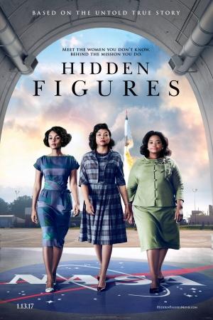 Hidden Figures (2016) ทีมเงาอัจฉริยะ - Cover