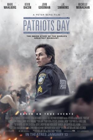 Patriots Day (2017) วินาศกรรมปิดเมือง - Cover