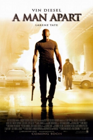 A Man Apart (2003) พยัคฆ์ดุพันธุ์ระห่ำ - Cover