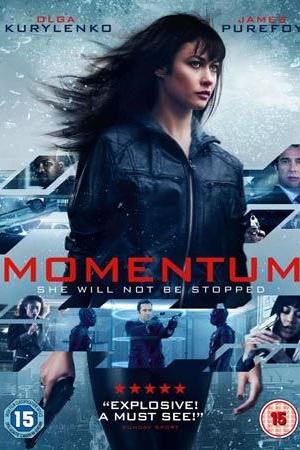 MOMENTUM (2015) : สวยล้างโคตร - Cover