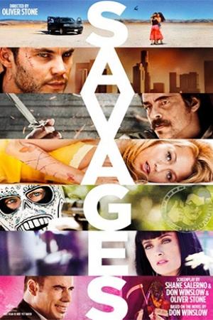 Savages (2012)   คนเดือดท้าชนคนเถื่อน - Cover