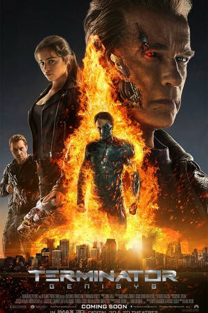 Terminator: Genisys คนเหล็ก มหาวิบัติจักรกลยึดโลก - Cover