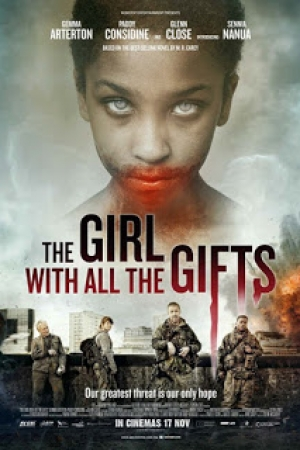 The Girl with All the Gifts (2016) เชื้อนรกล้างซอมบี้ - Cover