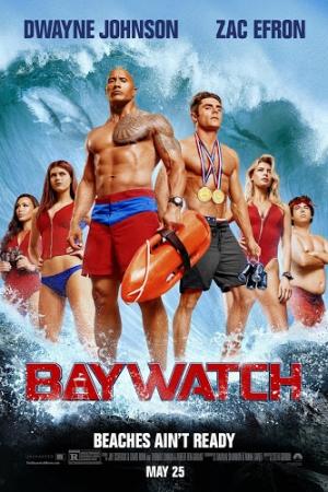 Baywatch (2017) ไลฟ์การ์ดฮอตพิทักษ์หาด - Cover
