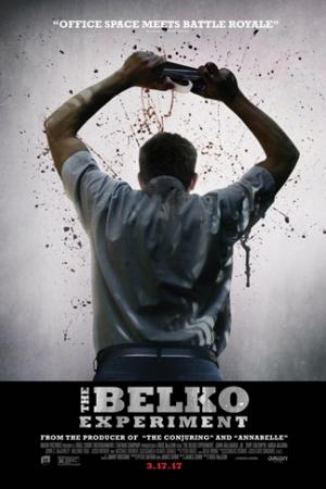 The Belko Experiment (2016) เกมออฟฟิศ ปิดตึกฆ่า - Cover